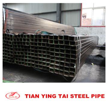 Tubo de aço recozido preto fabricado na China