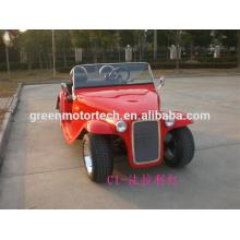 DN-4D 4-Sitzer CE-geprüfter elektrischer Golfwagen für Club, Hotel, Park