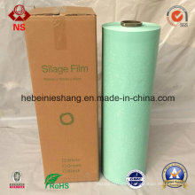 Green Grass Wrap LLDPE Plastic Silage Film