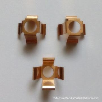 C2680 Piezas de estampación de metal de cobre