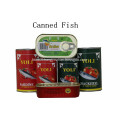 canned fish production line