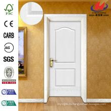 JHK-002 Nice Groove Exotic Высокое качество белее грунтовки деревянные двери