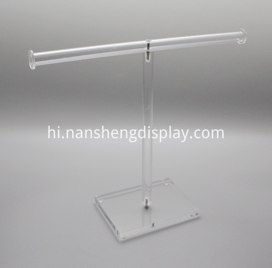 Acrylic Jewelry T-Bar