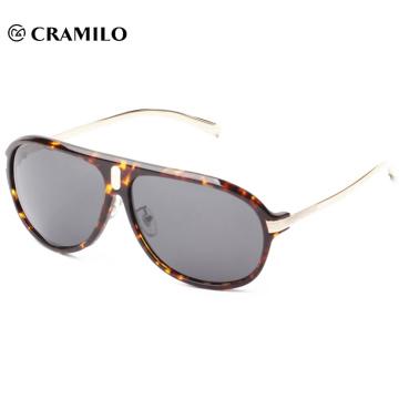 Latest promotion metal sunglasses men's fashion sunglasses