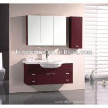 Nova casa de banho de MDF Bacia de vidro novos produtos à procura de distr ...
