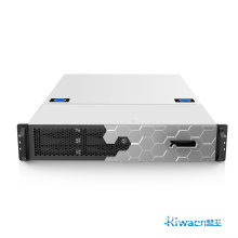 Security storage server chassis