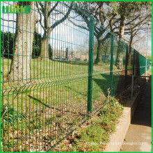 Factory price cheap and fine best price welded wire mesh fence