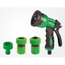 PP Material 4PCS Hose Nozzle Set