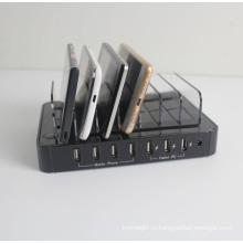 7-портовый Многофункциональный USB зарядное устройство для мобильного телефона для iPad
