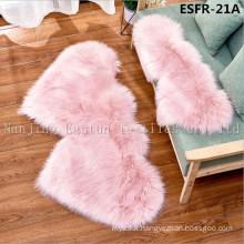 Long Pile Faux Sheep Fur Rugs Esfr-21A