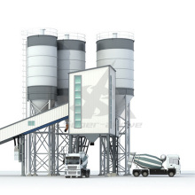 High Quality 240m3/H Concrete Batching Station Plant with Low Price