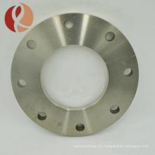 Precio brida de titanio de alta calidad por kg