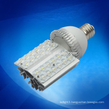 IP65 E40 led street light lamp bulb, e40 led high bay light
