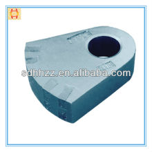 Cast High Manganese Alloy Steel Hammer Crusher Hammer