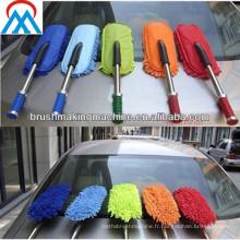 brosses de nettoyage colorées automatiques de commande numérique par ordinateur pour la machine de voiture fabriquée en Chine