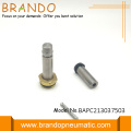 Brass Pentagon Seat 63g Solenoid Stem With Rubber Band
