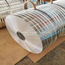 Bobina de tira de aluminio con acabado de fresado de 0.1-4 mm para construcción