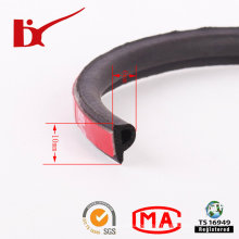 Custom Rubber Door Weather Strip, Window Seals