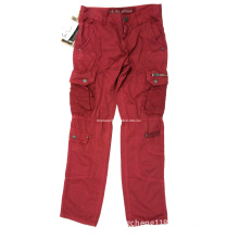 Hot Sale 100% Cotton Men's Fashion Trousers/Pants (KO13)