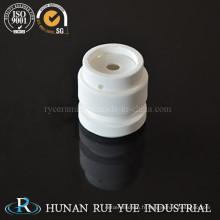 Pièces spécialisées d'alumine en céramique