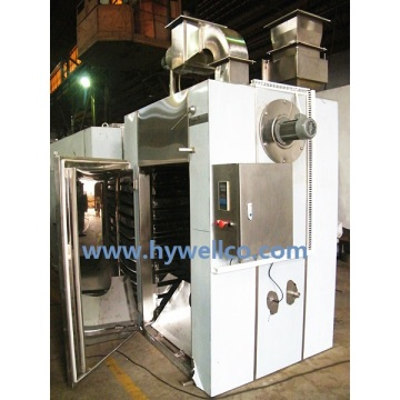 Chilli Drying Machine / Hot Air Dryer Oven