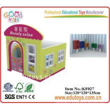 Kid's Wooden House Kindergarten Furniture