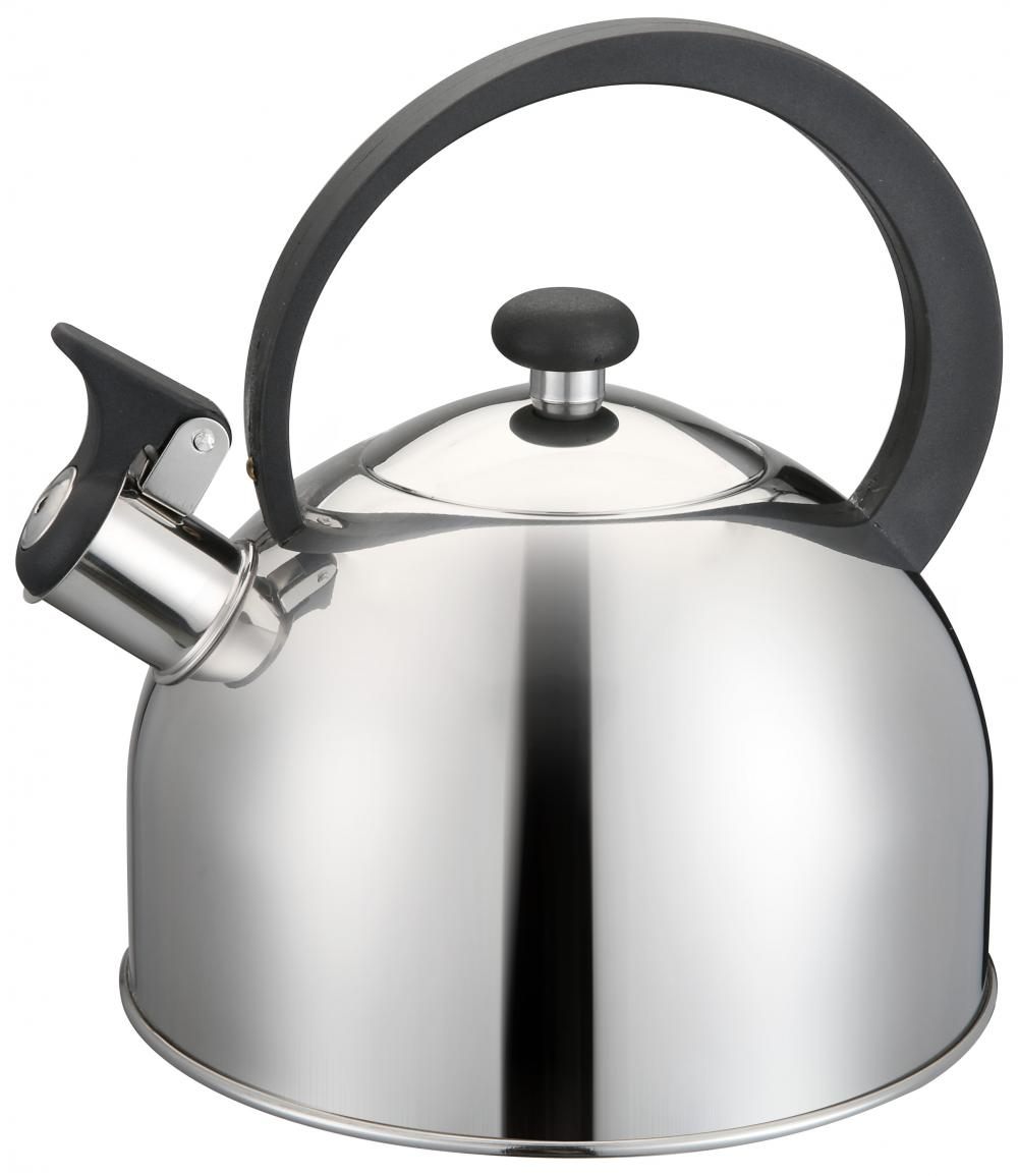 Silver Color Of Whistling Kettle