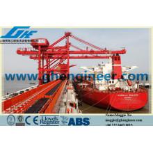800t Ship Unloader