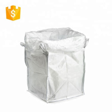 breathable firewood bag with easy tape breathable pp big bag