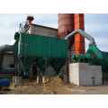 Dust removal equipment for electric furnace