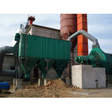 Промышленное оборудование для улавливания пыли