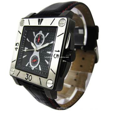 Latest Elegant Stainless Steel Watch (HLSL-1023)