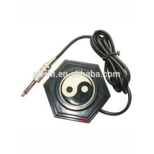 Classic Chinese traditional Yingyang Tattoo Footswitch/Foot switch pedal for Power Supply