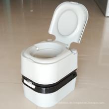 10L 12L 20L 24L tragbare Toilette im Freien Mobile Toilette