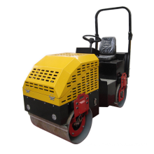 Compacteur de sol à rouleau compresseur réversible