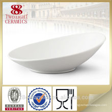 Wholesale irregular shaped dinnerware, turkish ceramic bowls, porcelain oatmeal bowls