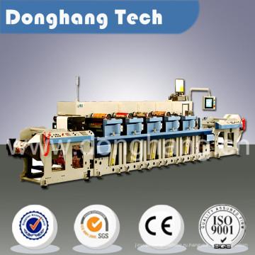 Разноцветные Пластиковые Этикетки Флексографской Печатной Машин