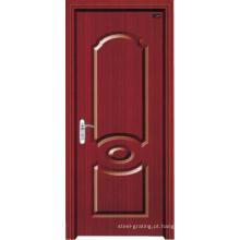 Porta Exterior de PVC para cozinha ou banheiro