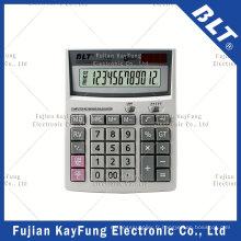 Calculatrice de bureau à 12 chiffres pour la maison et le bureau (BT-408)