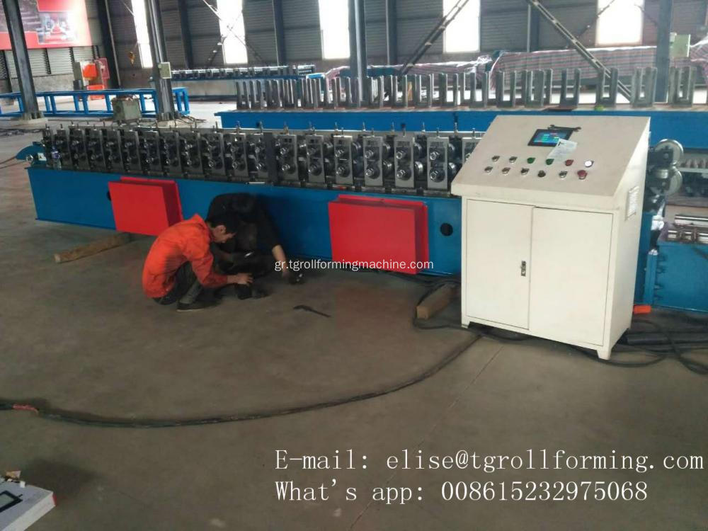 T Προφίλ Roll Forming Machine