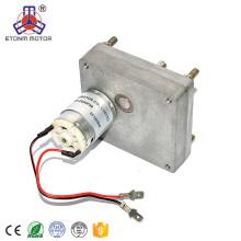 Motor micro eléctrico del engranaje de 6V 9V 12V para las ruedas de coche, motor del gearhead del alto esfuerzo de torsión