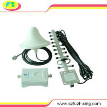 55dB ganancia 1700MHz AWS 3G 4G amplificador de señal móvil