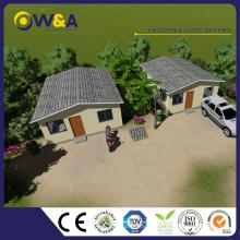 (WAS1015-45D-A) Maisons préfabriquées en charpente en acier léger