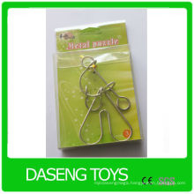 intelligent metal wire puzzle children games