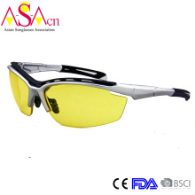 Men′s Fashion Designer Sport Polarized Tr90 Sunglasses (14360)