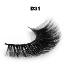 Top Luxury real Wholesale Premium Private label strip lashes 3D silk false eyelashes