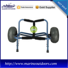 Sitting cart transport kayak trailer dolly tool cart