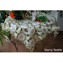 Full Embroidery Table Cloth Fh-60