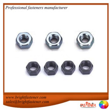 100% Original Factory for Hex Lock Nuts Stainless steel hex nut export to New Zealand Importers