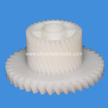 Plastic Helical Gear Injection Moulding